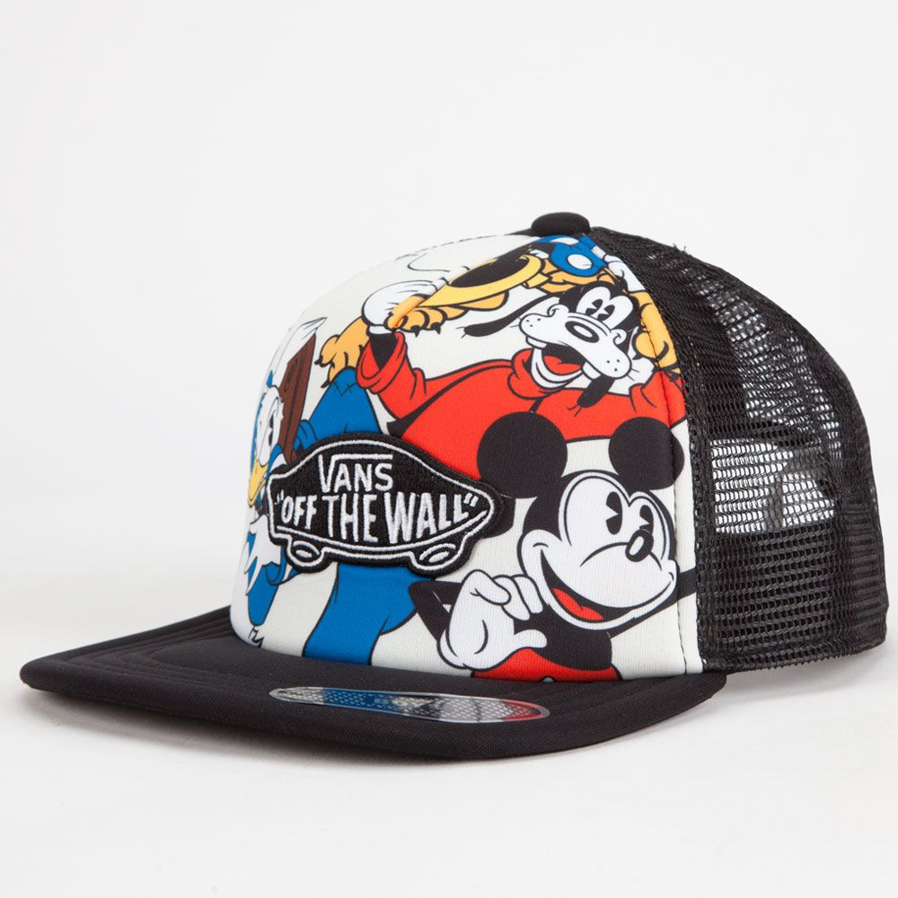 d1f95572ab3 VANS Disney Mickey   Friends Boys Trucker Hat 261465957