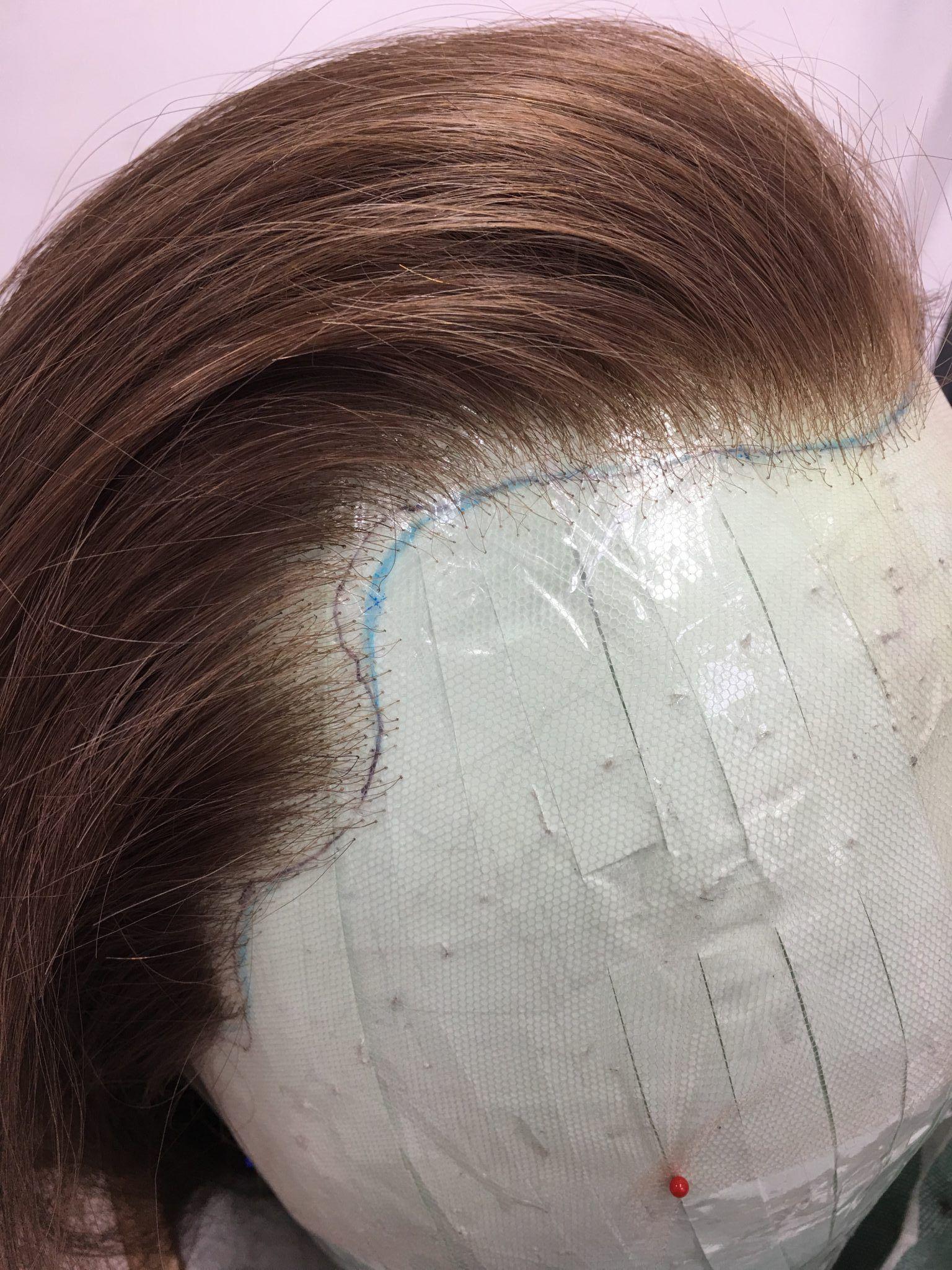 Лучшие изображения на доске Парики из человеческих волос на