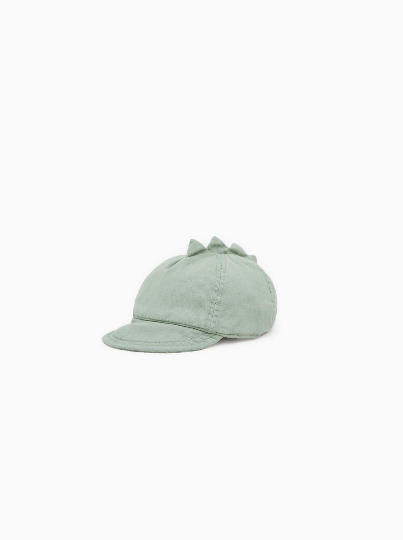 Dinosaur Cap New In Baby Boy 3 Mth 4 Yrs Kids Zara United States Baby Boy Accessories Baby Boy Outfits Boys Accessories