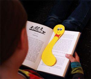 Bookworm Bookmarks | Mum's Business
