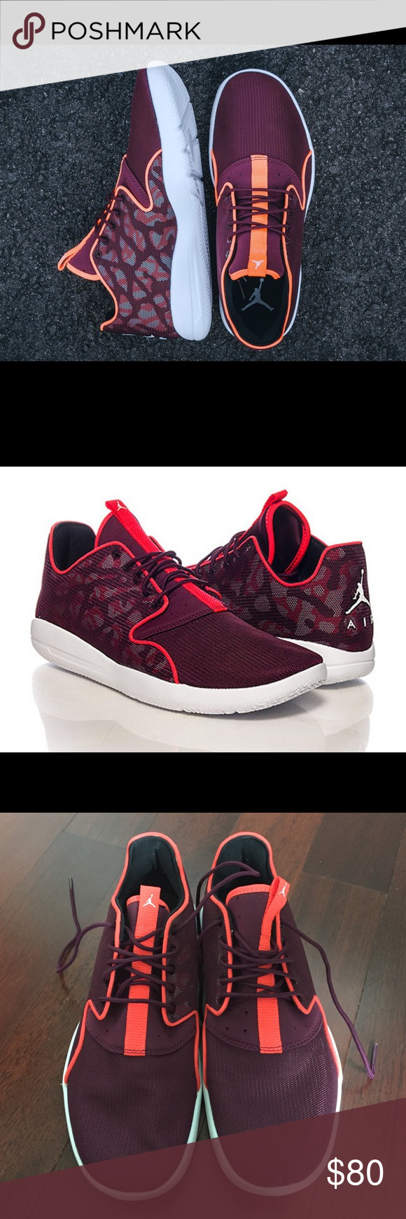 super popular 5f29b b4d2b Nike Air Jordan Eclipse Nike Air Jordan Eclipse shoes in Elephant Print Pack  color. Lightly worn... In almost new condition. Men s size 8.5, women s  size 10 ...