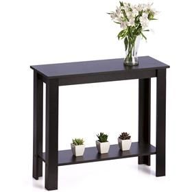 Black Hallway Furniture black hallway table | kmart | rental garden ideas | pinterest