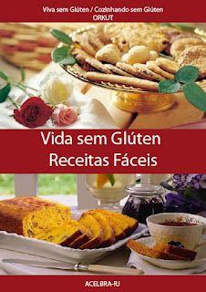 Novo Livro Em Pdf Sem Gluten Com Imagens Receitas Receitas
