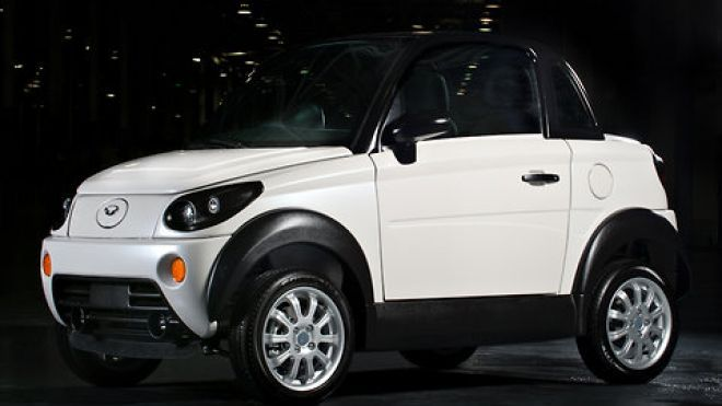 New American Made Electric Car Unveiled In Mississippi