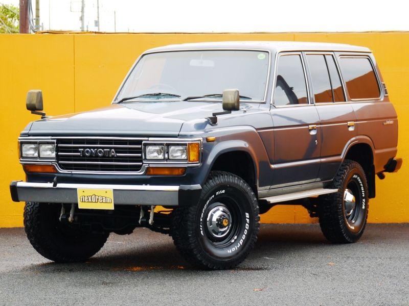 ランクル60gx M Fj62v改 ガソリン5速mt ランクル60 Mt 車 ガソリン