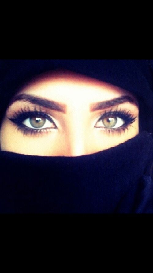 Pin By Khaled Bahnasawy On Eye Art Niqab Eyes Arab Beauty