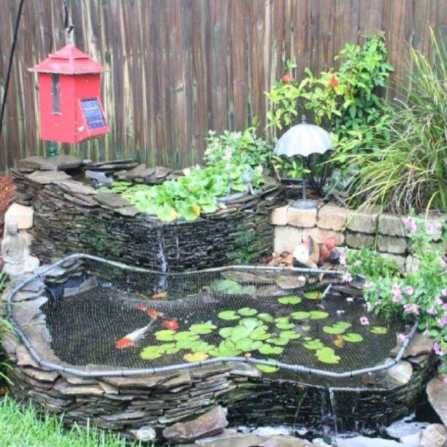 Diy Modern Backyard Koi Pond On A Budget Diy Ponds Backyard Pond Design Ponds Backyard