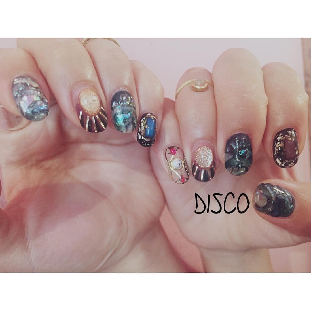 Makeup · disco
