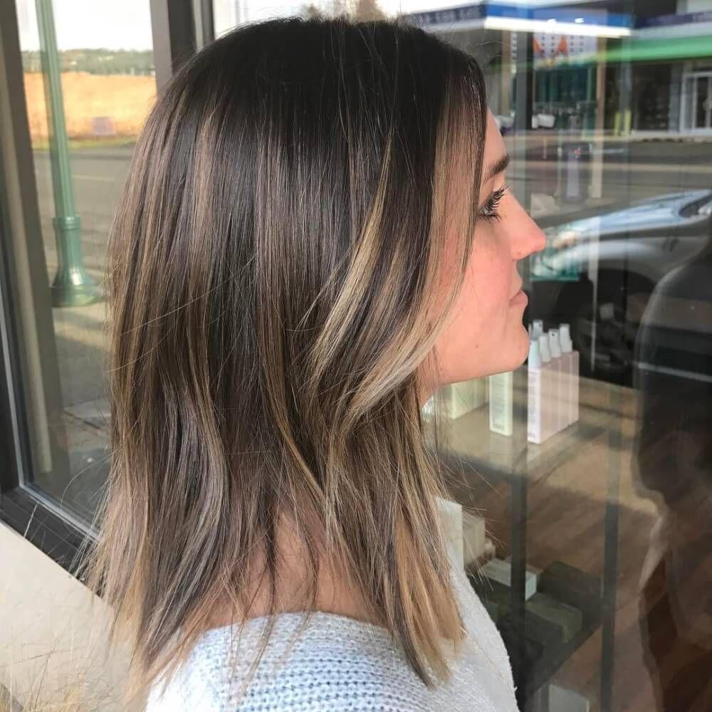 Image Result For Length Hair Hair Styles Hair Lengths Below Shoulder Length Hair