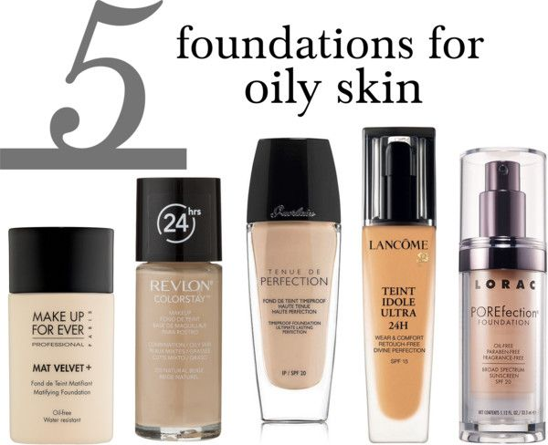 The Radiance Report S Top 5 Foundations For Oily Skin
