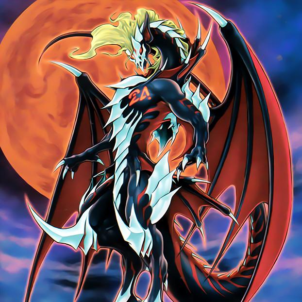 Number 24 Dragulas the Vampiric Dragon by YugiMaster