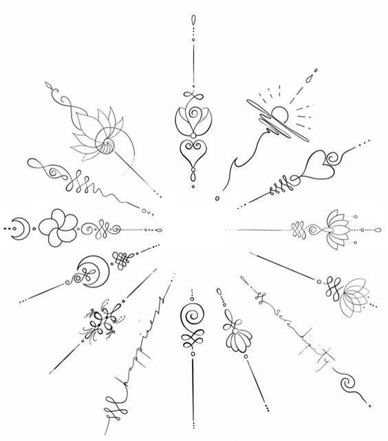 Beauty Lies In Simplicity: Minimalist Animal Tattoos