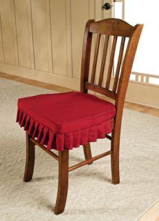 Cojines o asientos para sillas novedades paola coser - Cojines redondos para sillas ...