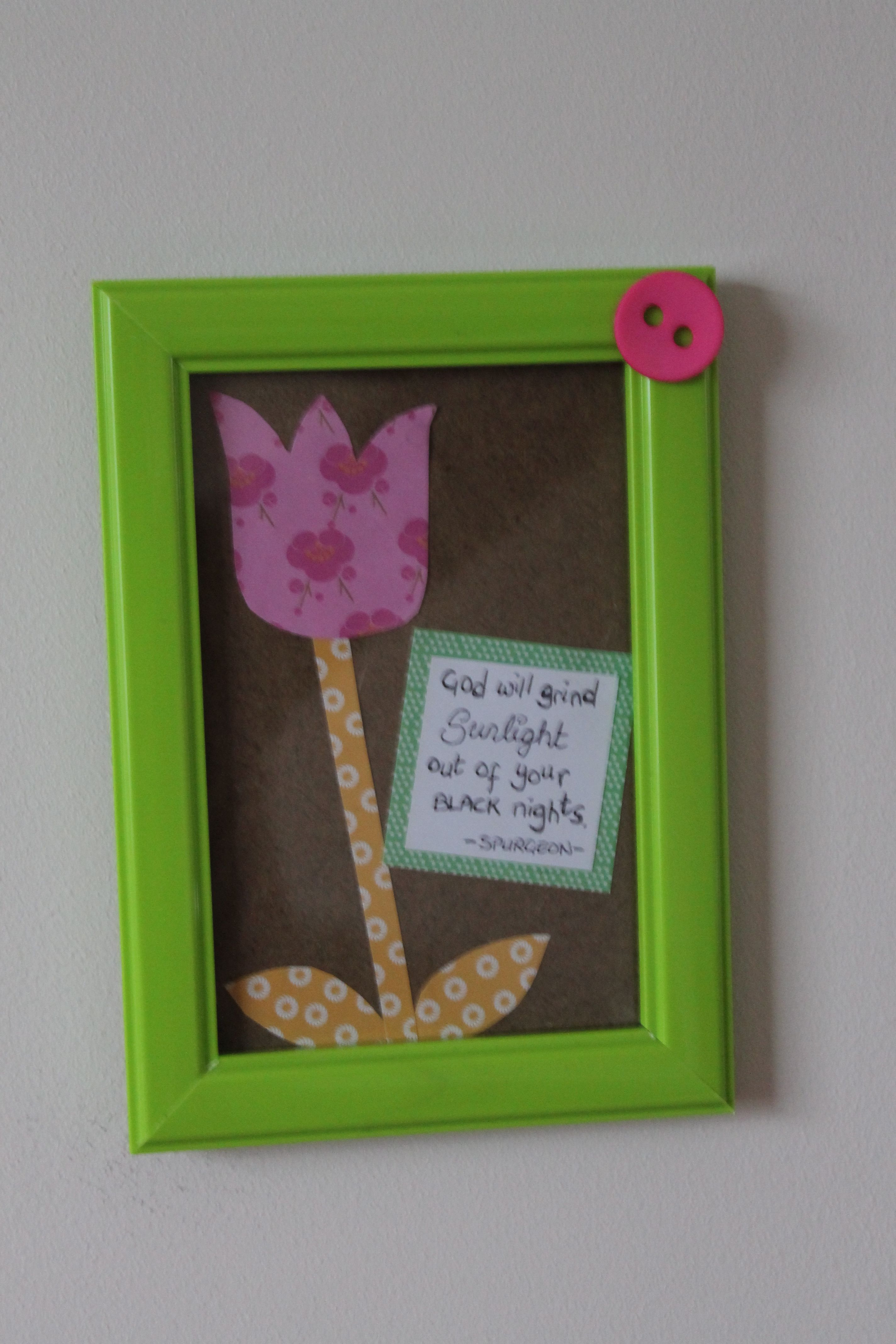 God will grind sunlight out of your black nights  http://www.etsy.com/shop/TheHomemadeHutte