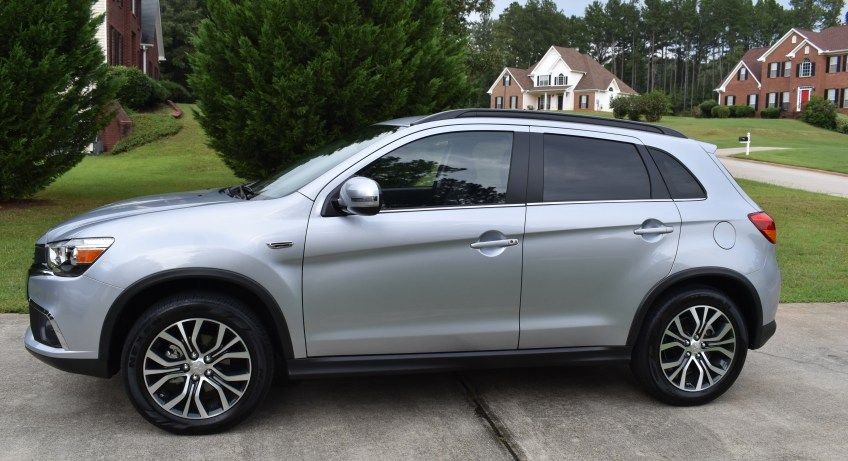 Three Reasons Why The 2017 Mitsubishi Outlander Is A