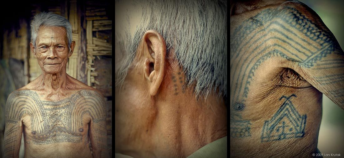 The Last Kalinga Tattoo Artist Of The Philippines Lars Krutak Filipino Tattoos Tattoo Artists Near Me 3d Tattoo Artist