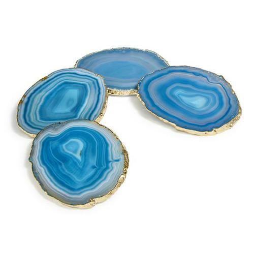 Lumino Coasters Set Of 4 By Anna New York Rocas Y Minerales Disenos De Unas Decoración De Unas