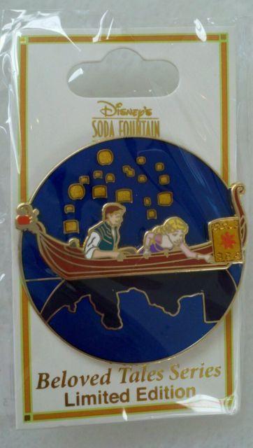 The wonder of Disney Pins: Photo