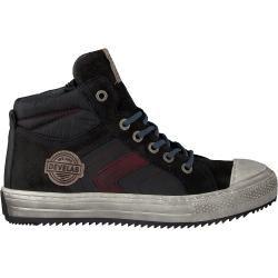 Photo of Develab laced shoes 41165 blue boys Develab
