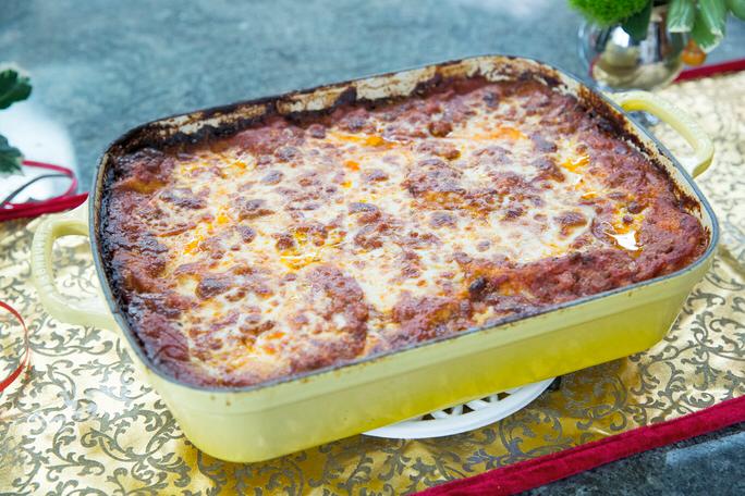 Valerie Bertinelli's Lasagne Recipe