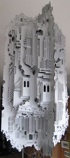 Ingrid Siliakus awesome paper architecture