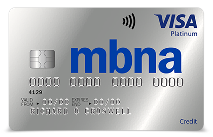 Access Your Mbna Credit Card Account Information At Any Time To