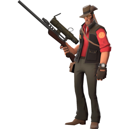 Sniper Official Tf2 Wiki Official Team Fortress Wiki Team Fortress 2 Soldier Team Fortress 2 Team Fortress