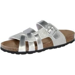 Photo of Organic mules bell silver colored