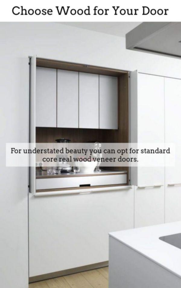 Glass Panel Internal Doors White Interior Wood And