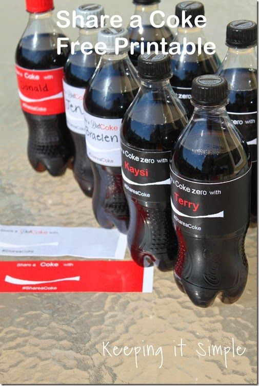 Americana Pattern Coca Cola 20 Ounce Tumbler