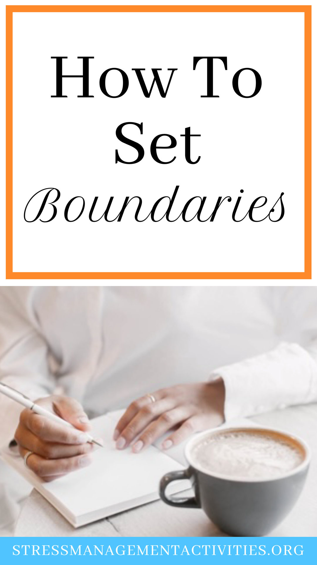 How To Set Boundaries And Reduce Work Stress The Best