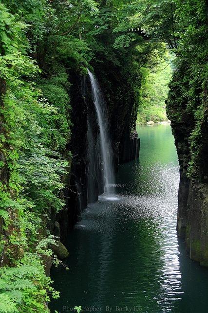 Takachiho Gorge - Japan