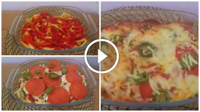 Pizza fries - Pommes