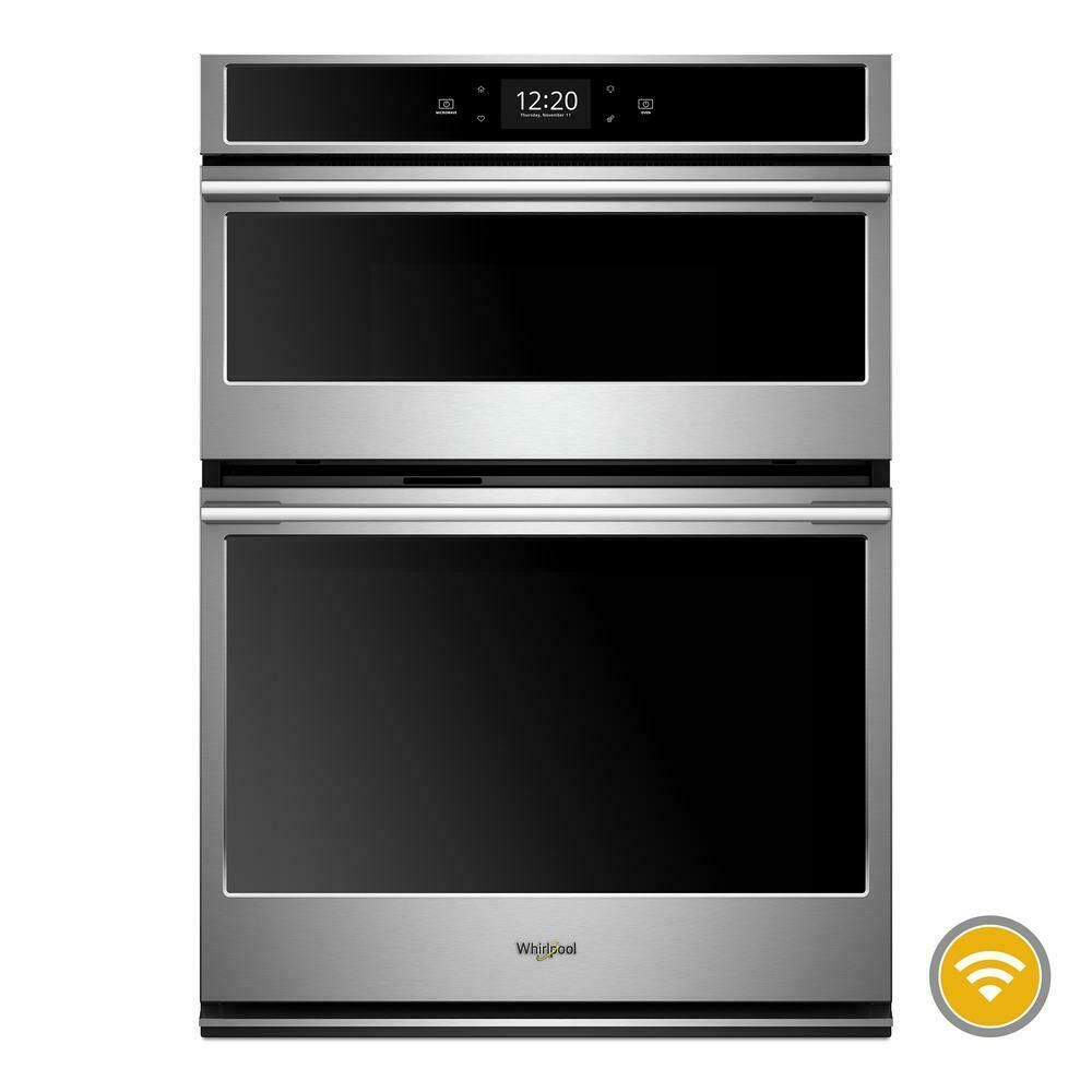 Whirlpool Woca7ec0hz 30 Inch Electric Double Wall Oven
