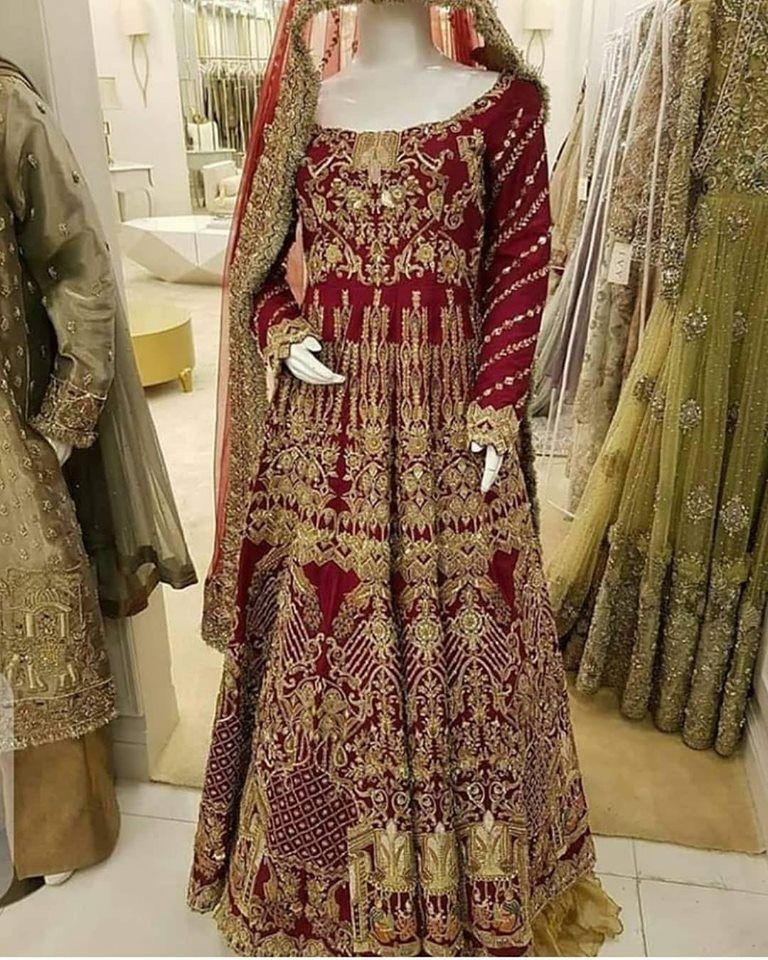 Bridal Dress 2020 in 2020 Latest fashion dresses, Bridal
