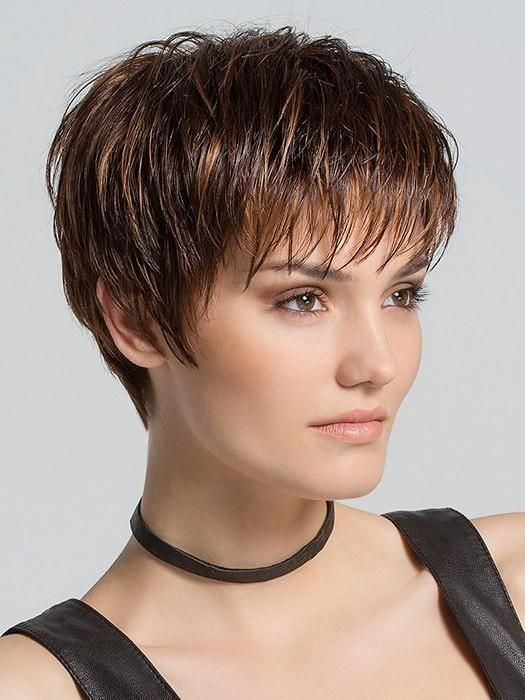 Scape | Short Synthetic Wig (Mono Crown)