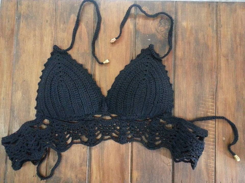 Resultado de imagen para bikinis crochet