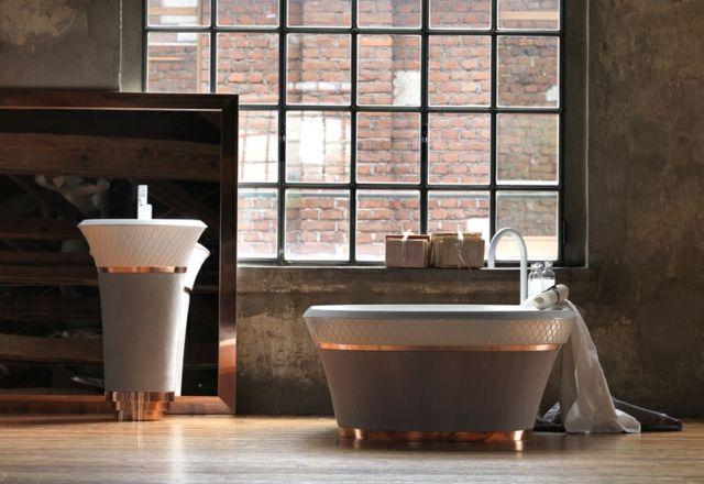 Aménagement salle de bain version luxe