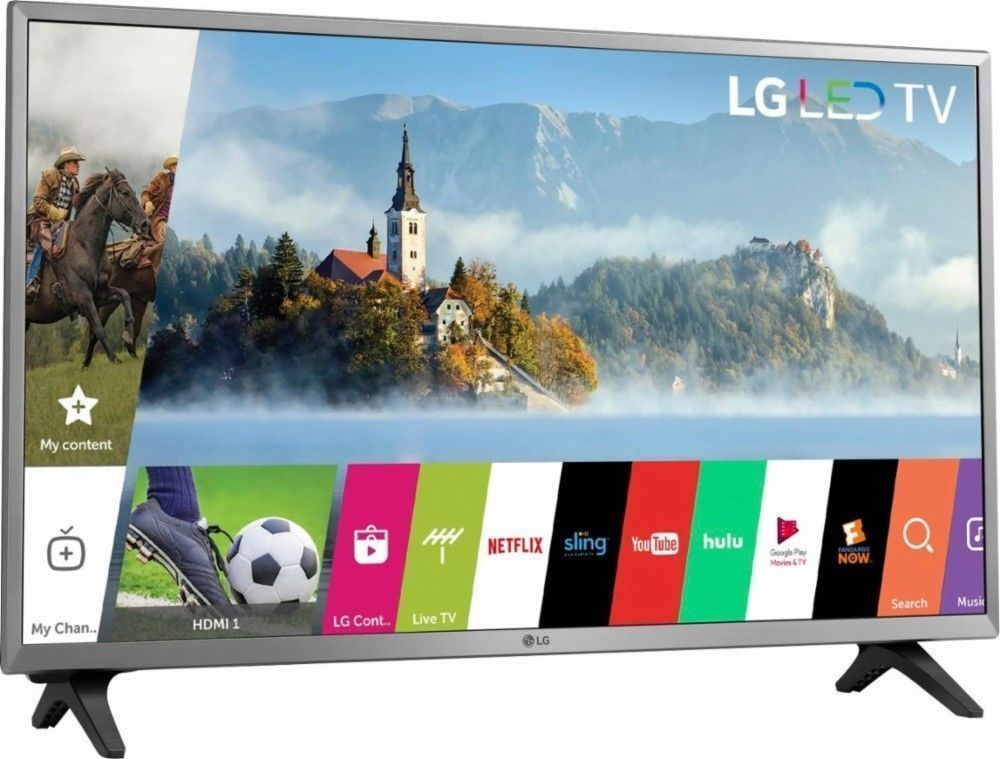 Us Deals Tv New Sealed Lg 32lj550m 32 Inch Hd 720p 60hz Led Webos