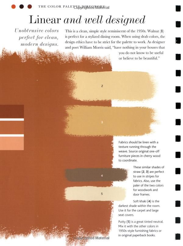 The Color Scheme Bible: Inspirational Palettes for Designing Home ...