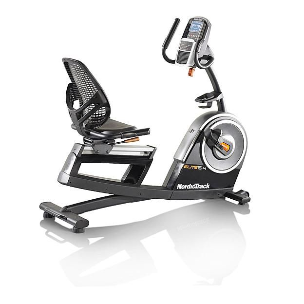 Nordictrack Elite 5 4 Recumbent Cycle 449 Nordictrack Cycling Workout Recumbent Bike Workout