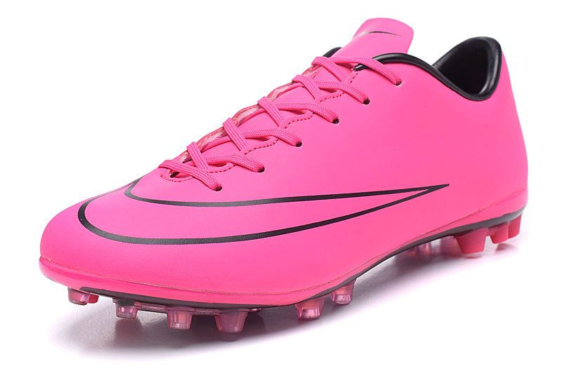 9d7f9db812f2 Nike Mercurial CR7 AG 2018 World Cup Football Boots pink Black ...