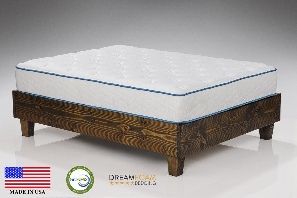 Arctic Dreams 10 Cooling Gel Mattress Made In The Usa