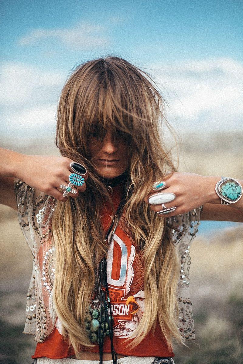 Tessa Barton: Festival Fashion - 70s Vibe Tribe