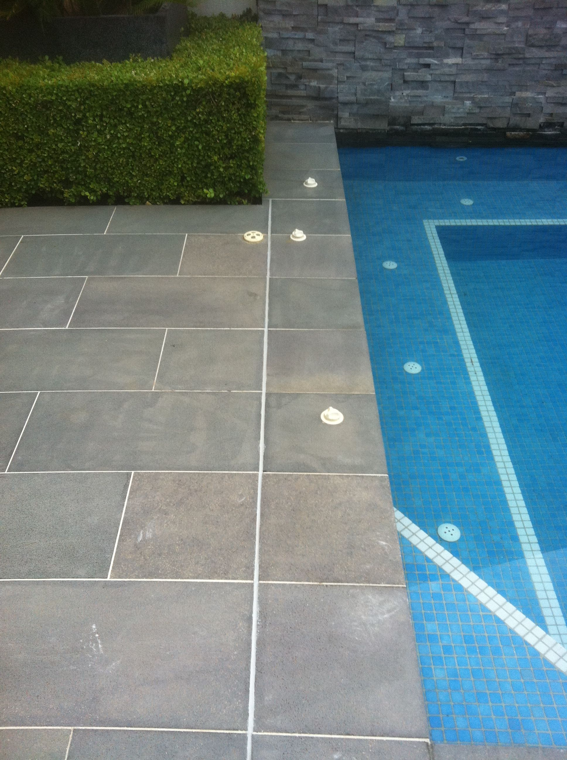 Pin By 2 Favor Bags On Natural Stone Pavers Water Feature And Paving Repair Diy Swimming Pool Swimming Pool Tiles Swimming Pool Designs