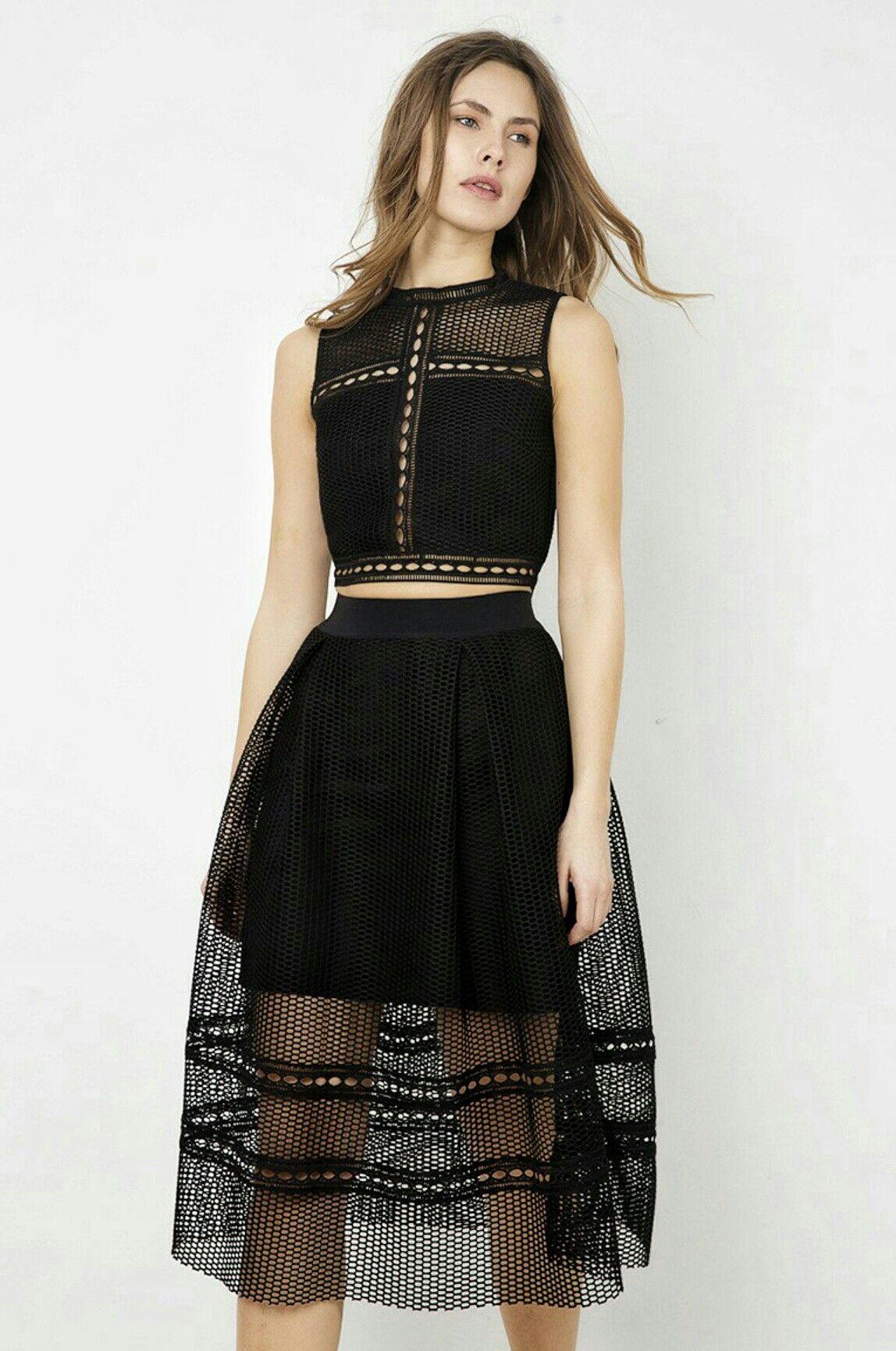 Black skirt 95f08883485