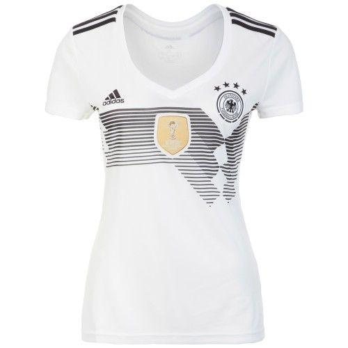 Tyskland Replika Hemmatröja Damer VM 2018 Tröjor, Vm