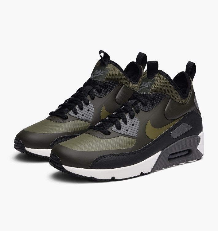 super specials great deals official images nike air max 90 ultra mid winter on feet nz Free delivery!