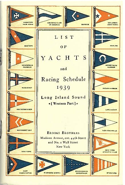 Pin By Holly Macdonald On Ivy League Vintage Flag Yacht Vintage Nautical