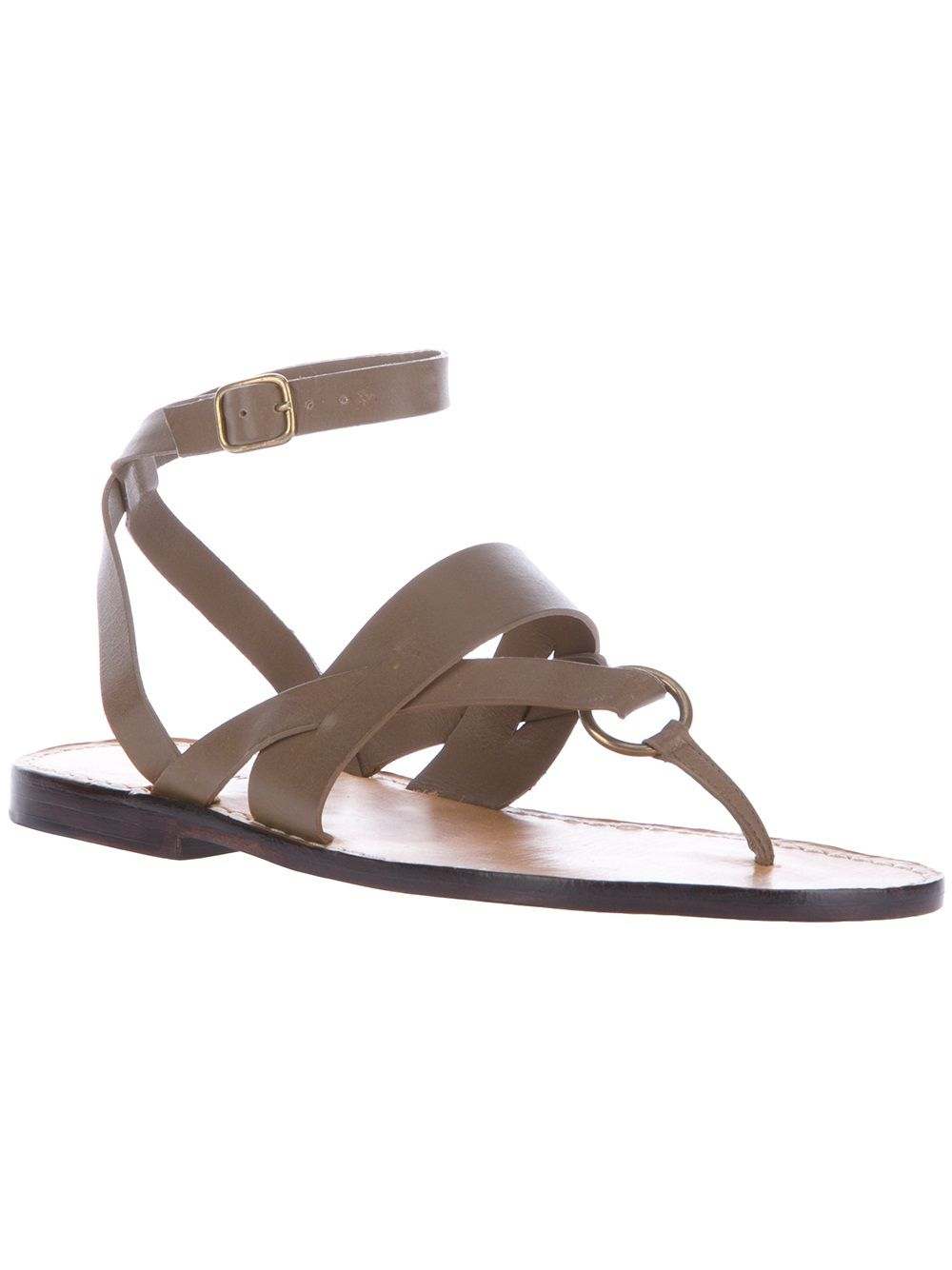 Tila March Thong Sandal